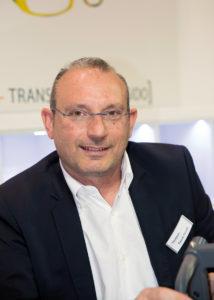 Davide Ferrulli, responsabile di Stratasys per il Sud Europa e il Medio Oriente
