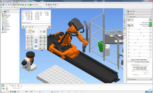 Il cam per robot di delcam stampi for Programma progettazione