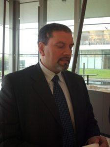Antonio Perini, direttore commerciale