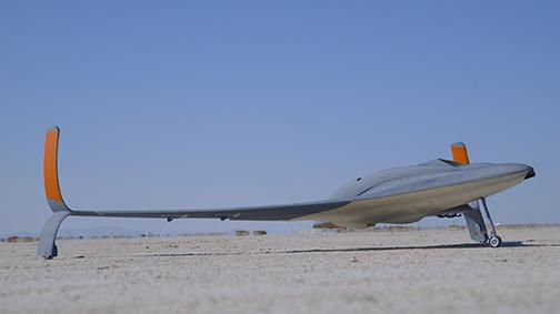 Al suo debutto al Dubai Airshow, l'UAV ad alta velocità di Aurora Flight Sciences è per l'80% stampato in 3D con soluzioni di fabbricazione additiva di Stratasys