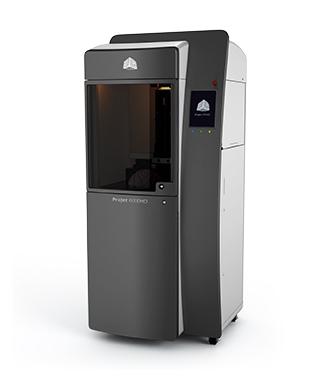 Le ProJet 6000/7000 (nella foto la 6000) e la ProJet 3510 di 3D Systems sono soluzioni valide sia per realizzare master per stampi al silicone sia per realizzare piccole serie anche personalizzate.
