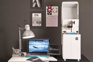 La nuova stampante 3D Tucano One da scrivania, veloce e compatta