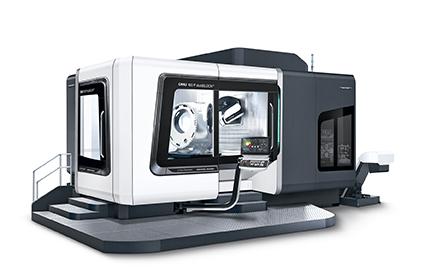 Anteprima mondiale: DMU 160 P duoBLOCK® 4th Generation con 30% in più di precisione, potenza ed efficienza