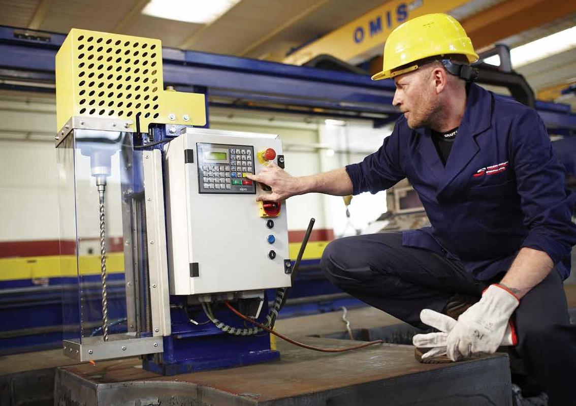 Con l'introduzione del nuovo distributore 100% controllato Zanetti Utensili assicura al cliente la massima sicurezza e flessibilità.