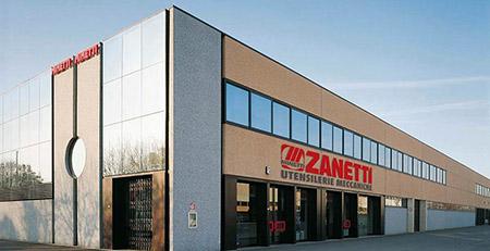 Zanetti Utensili di Brescia è collegata dal 2009 al Gruppo bergamasco Minetti.
