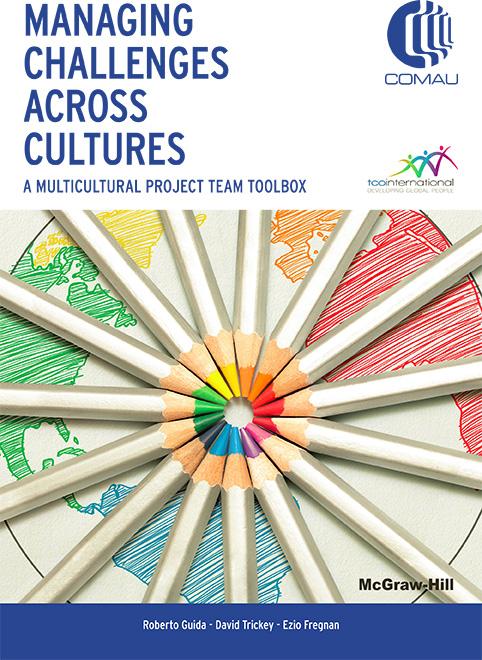 """Presentato in occasione della fiera EMO (Milano, 5-10 ottobre), """"Managing Challenges Across Cultures – A multicultural project team toolbox"""" è il nuovo libro pubblicato da Comau, insieme a TCO International, per la gestione dei progetti in ambito multiculturale."""