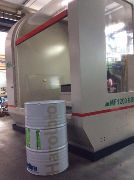 IMSA di Barzago (LC) impiega da tempo in tutte le fasi di test e di messa a punto delle proprie macchine i prodotti della linea di lubrorefrigeranti Harolbio sviluppati da Bellini Spa.