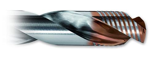 Il volto nuovo della foratura: la DC170 definisce una nuova categoria di potenza fra gli utensili di foratura in metallo duro. Foto: Walter AG
