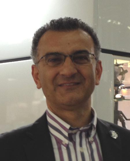 Francesco Plizzari, amministratore delegato di Open Mind Technologies Italia.