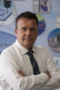 Franco Calloni, General Manager di Delcam Italia S.r.l.