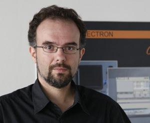 Francesco Dreoni, uno dei titolari della D.Electron S.r.l.