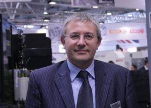 Marco Rizzi, amministratore delegato della Hurco S.r.l.