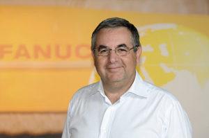 Gualtiero Seva, Sales Manager RM di Fanuc Italia S.r.l.