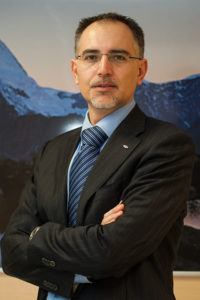 Antonio Faccio, Managing Director di GF Machining Solutions S.p.A.
