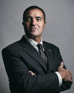 Davide Pozzi, amministratore delegato della Seco Tools Italia S.p.A.