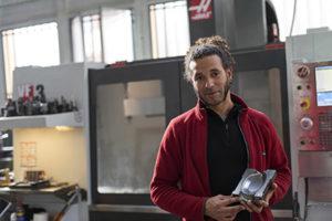 NAT VIDRIERA S.L.U., con sede in Barcellona, utilizza un centro di lavoro verticale Haas VF-3 per realizzare stampi per la produzione semi-automatica di prodotti in vetro