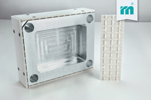 Meusburger_E 1450 Lattice pattern insulation board