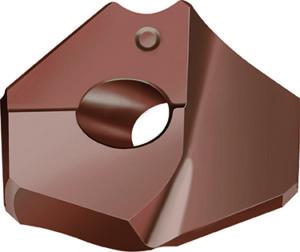 Con i nuovi inserti a fissaggio meccanico Color Select P6005-WKK45C fino a  37,99 mm, Walter espande la propria gamma di diametri per lavorazione della ghisa. Ora, le punte con inserti a fissaggio meccanico Xtra·tec ® Point Drill B401x sono quindi utilizzabili sull'intero campo da 12 fino a 37,99 mm. Foto: Walter