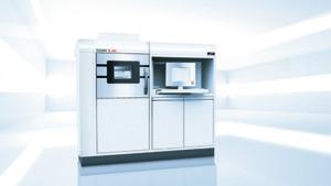 Proto Labs dispone delle più moderne tecnologie di stampa 3D, come la EOS int P760 per la SLS e le EOS M280 e M290 per la DMLS