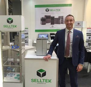 DAMIANO VESCOVO FONDATORE E CEO DI SELLTEK E PROTOTEK DI VALENZA (AL).