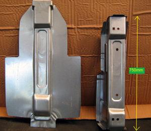 Prototipi realizzati da Coprauto e destinati al comparto Automotive