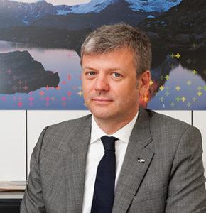 Andrea Fritzsch, managing director della filiale italiana.