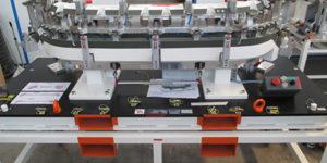 Calibro di controllo per paraurti anteriore automotive