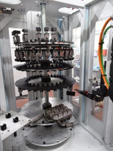 Il robot Multi ERM della Erowa.