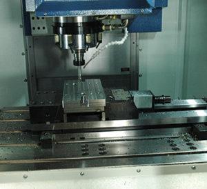 Dinamicità, potenza e flessibilità del centro di lavoro VANTAGE TW 1364 garantiscono a B.L.D. la massima versatilità d'uso.
