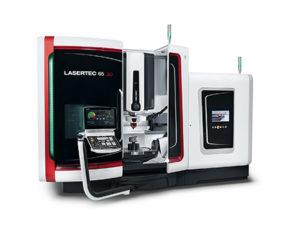 Lasertec 65 3D – Produzione generativa di qualità di componenti 3D finiti.