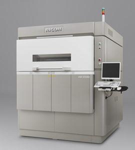 La nuova RICOH AM S5500p di CRP Technologies