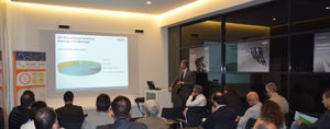 L'ing. Andrea Fritzsch, managing director presso GF Machining Solutions Italia.