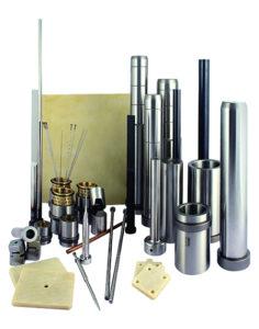 Componenti tecnici per stampi plastica e pressofusione.