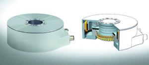 I sistemi modulari di misura angolare HEIDENHAIN con motore torque integrato realizzano un unico sistema compatto per movimenti e misure con accuratezza molto elevata.