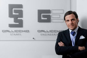 Francesco Gallicchio, Industrial Manager di Gallicchio Stampi Srl di Torino.