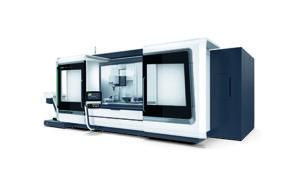 La fresatrice a montante mobile DMG MORI DMF 360-11 linear è particolarmente indicata per la lavorazione di pezzi lunghi, ed riattrezzabile per adattarsi a diverse lavorazioni per differenti settori industriali.