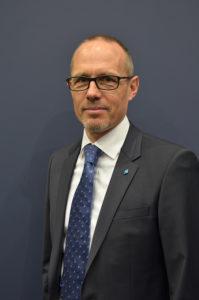 Andreas Kuehl, amministratore delegato di Schunk Intec Srl.