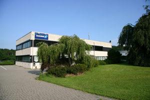 La sede di Schunk Intec Srl a Lurate Caccivio (CO).