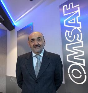 Romeo Facchetti, titolare di Omsaf di Casto (BS).