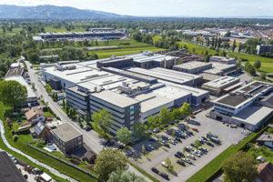 La sede di Meusbuerger a Wolfurt (AT).