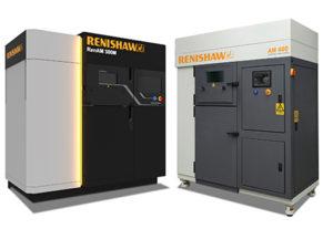 Le macchine per produzione additiva Renishaw