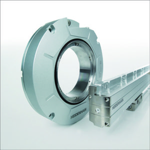 I sistemi di misura HEIDENHAIN con rilevamento assoluto della posizione rappresentano una soluzione affidabile per la misurazione del posizionamento sulla macchina.