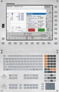 iTNC 530 assicura il controllo preciso della traiettoria e del percorso utensile