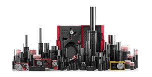 Dal 1990 i cilindri ad azoto Special Springs fissano nuovi parametri di qualità, prestazioni e dimensioni.