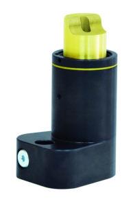 Nitro Strip, estrattore ad azoto Special Springs per carichi forti da abbinare ai porta punzoni standard trilobati sia per punzoni con testa ISO 8020 che con sfera di bloccaggio cosiddetti ball-lock.