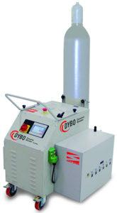 Dybo, nuovo booster dinamico sviluppato da Special Springs per un totale controllo degli impianti ad azoto durante lo stampaggio